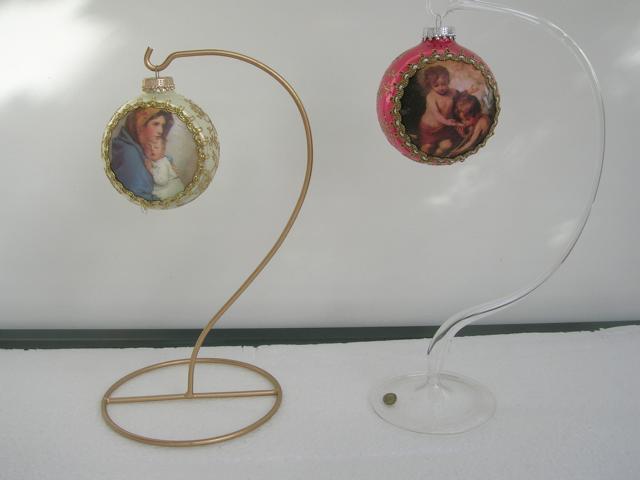 Christbaumkugeln Metall.Aufhänger Für Christbaumkugeln Schmuck Aus Glas Metall Lauscha